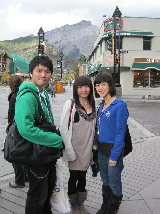 Banff-on-school-trip