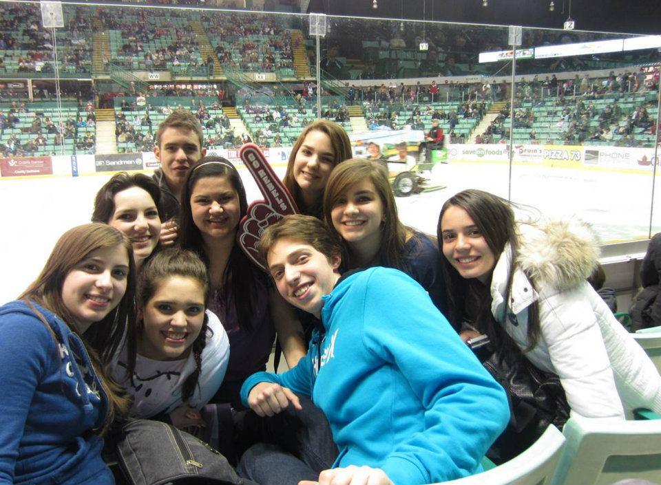 Red-Deer-Rebels-Hockey-Game