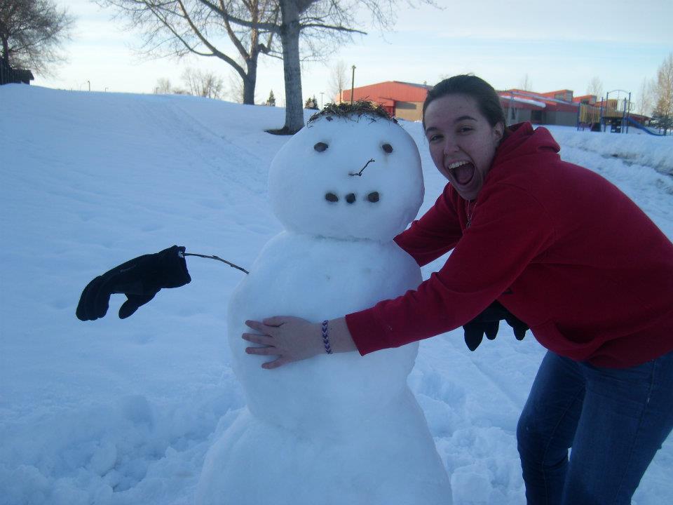 building-a-snowman
