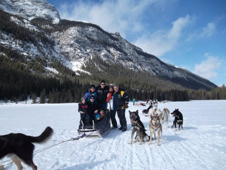dog-sledding-with-host-family