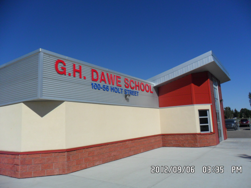 GH Dawe School 2