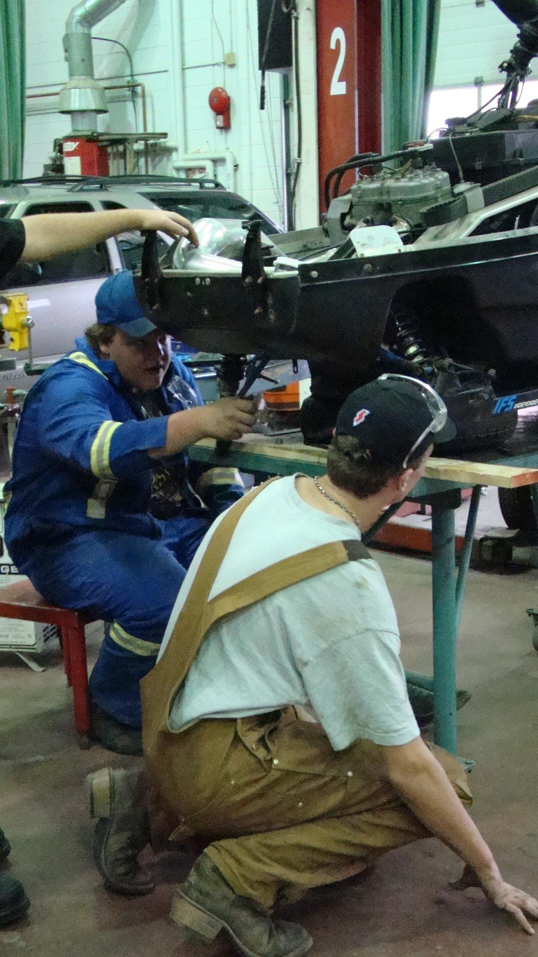 LTCHS Auto Mechanics