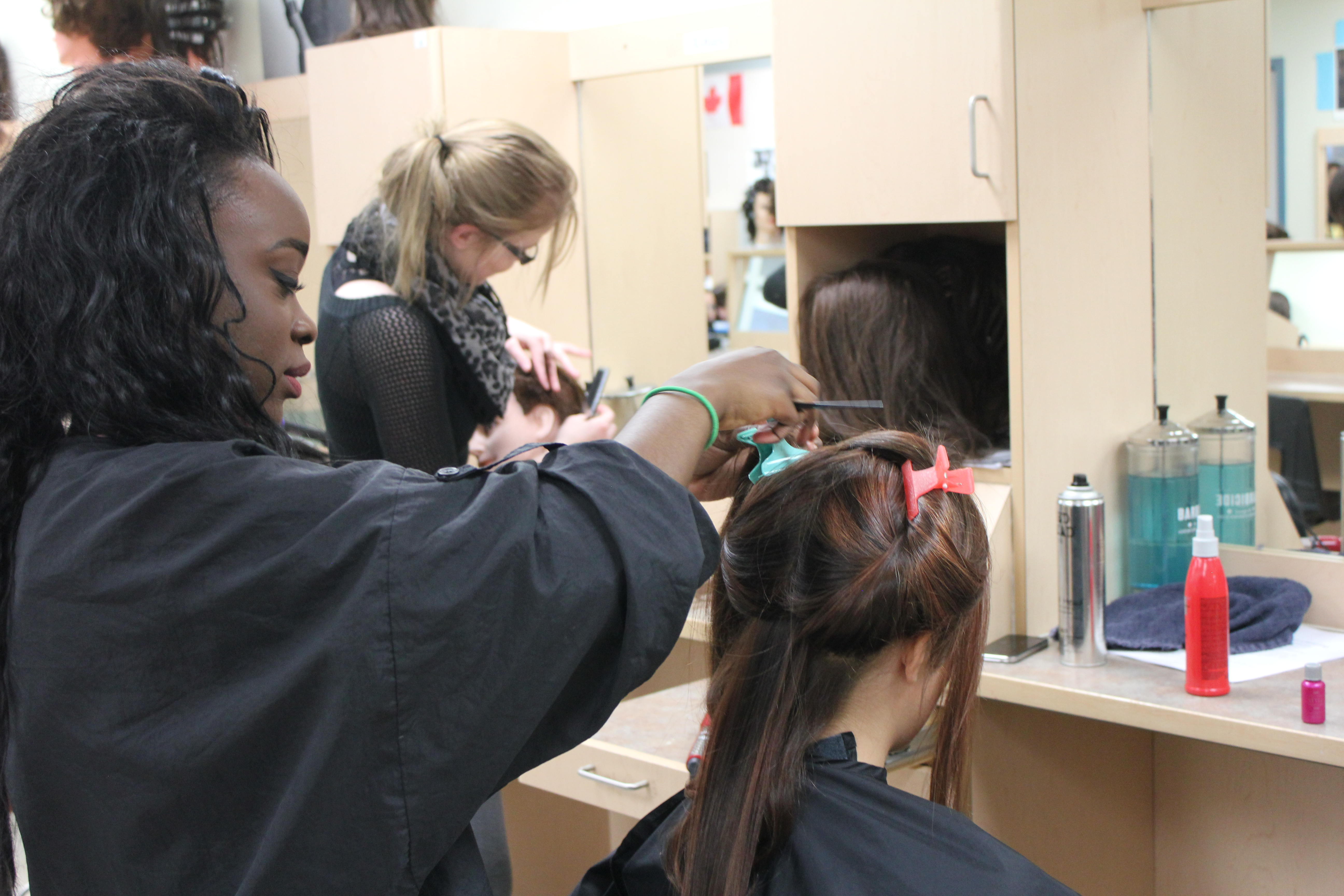 LTCHS Cosmetology 2