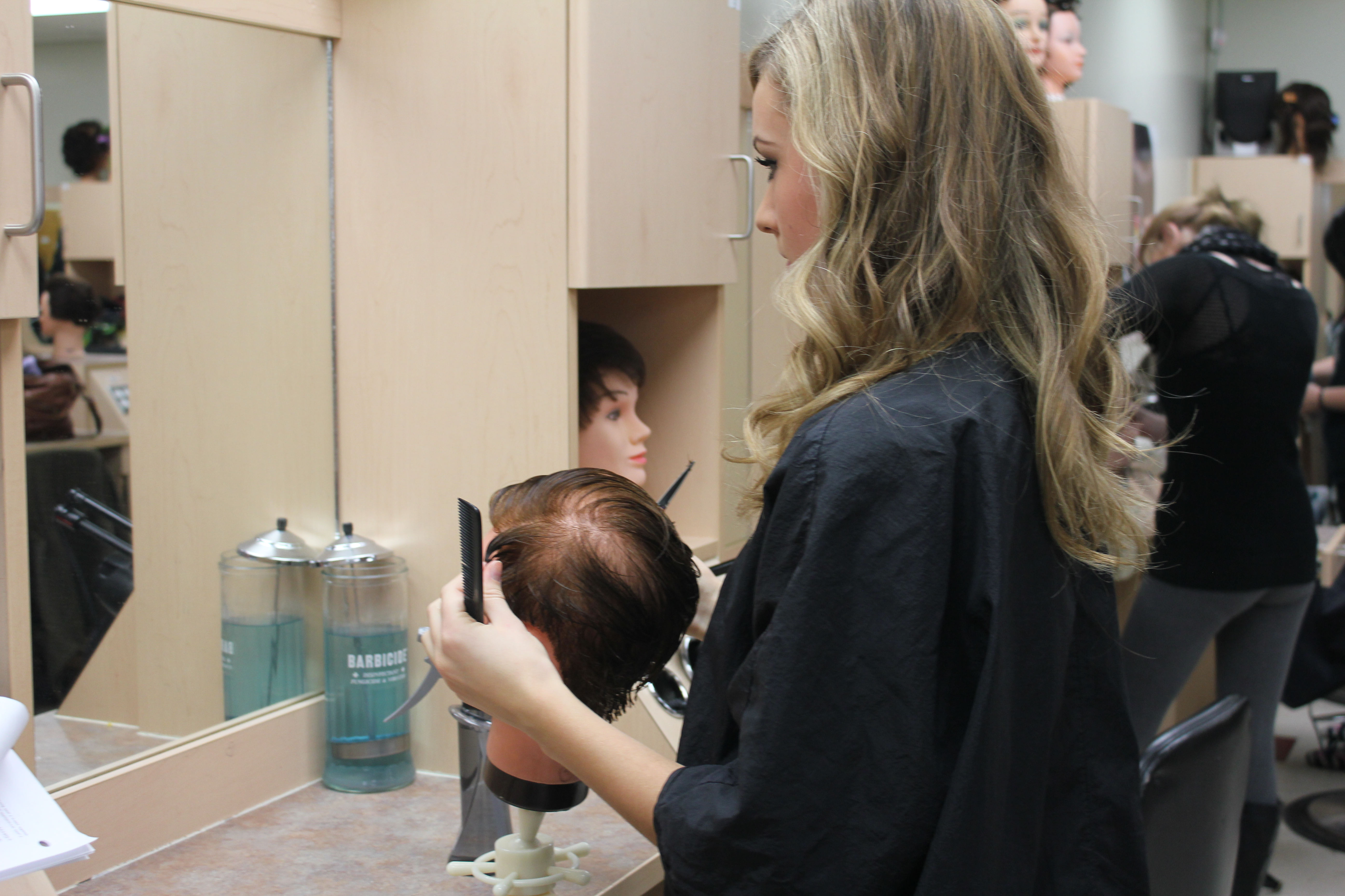 LTCHS Cosmetology