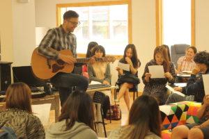 Activity Glee club