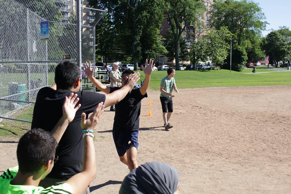 Baseball Soccer 5