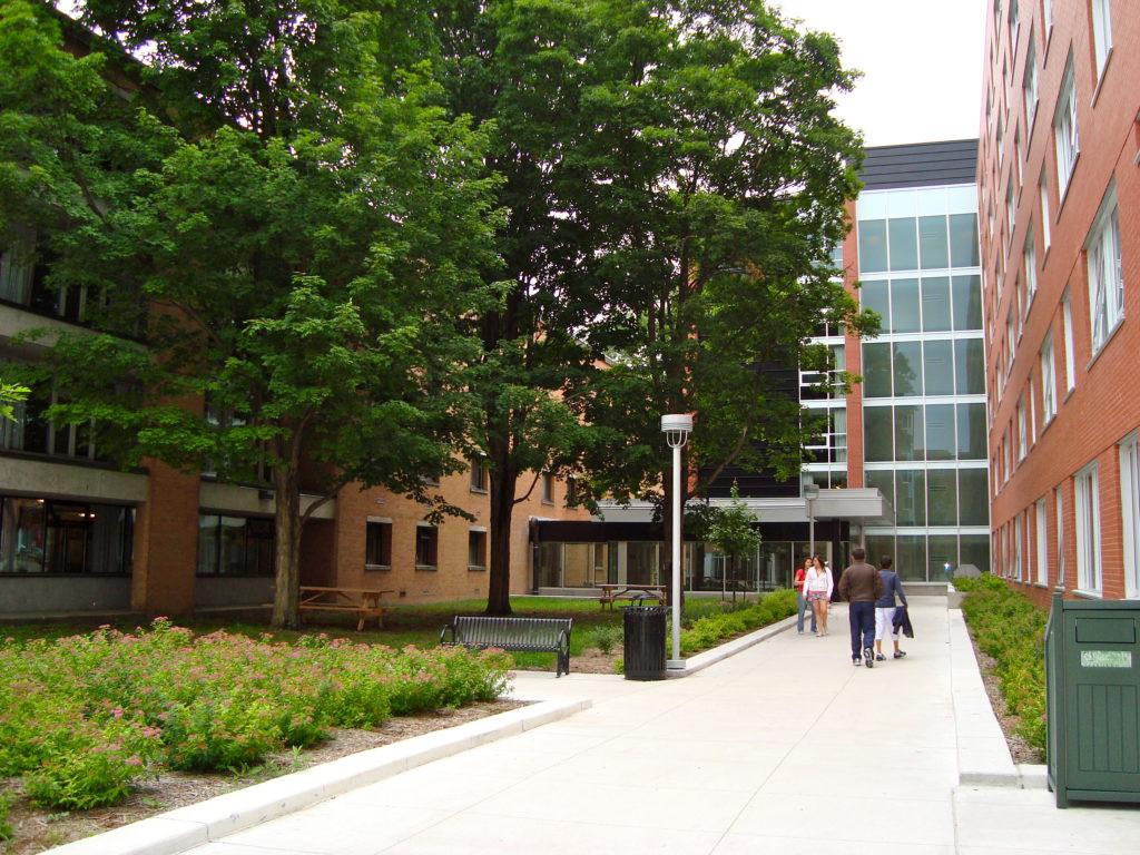 カールトン大学キャンパス