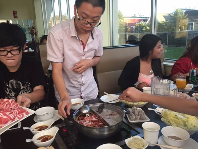 Happy Veal Hot Pot meat