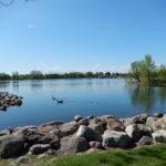 ヘンダーソン湖