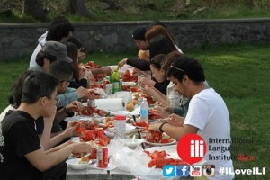 Lobster in the Park 3