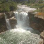 ランドブレック滝