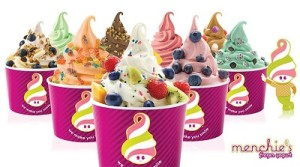 Menchies Frozen Yogurt 1