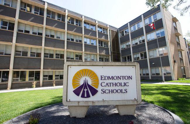 エドモントンカトリック高校留学